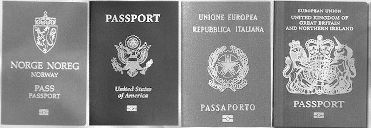 Dual passports